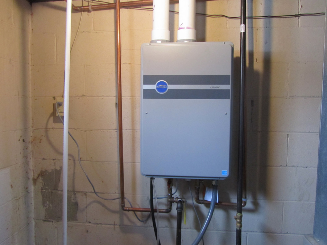 Tankless Water Heaters in Macon & Gray, GA